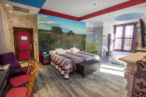 Suite Hotel SPA Bodega El Lagar de Isilla 4