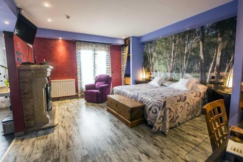 Junior Suite - single occupancy Hotel SPA Bodega El Lagar de Isilla 4