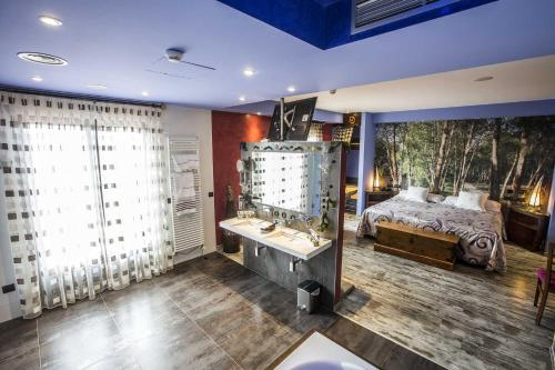 Suite Junior - Uso individual Hotel SPA Bodega El Lagar de Isilla 6