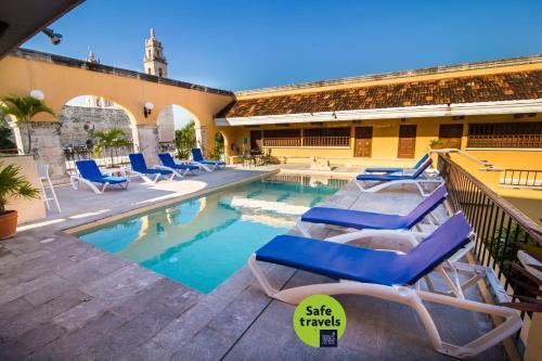 . Hotel Caribe Merida Yucatan