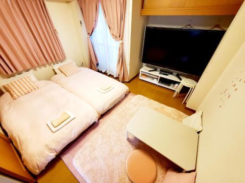 . Hosei mansion 301 Sannomiya 10 min sweet room
