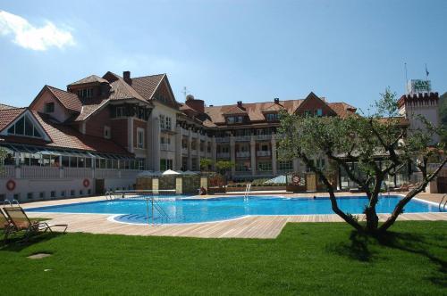 . Gran Hotel Balneario De Puente Viesgo