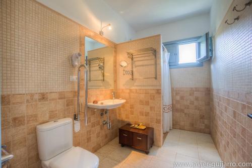Apartamento de 1 dormitorio (2 adultos) Hotel Villa Maltés 27
