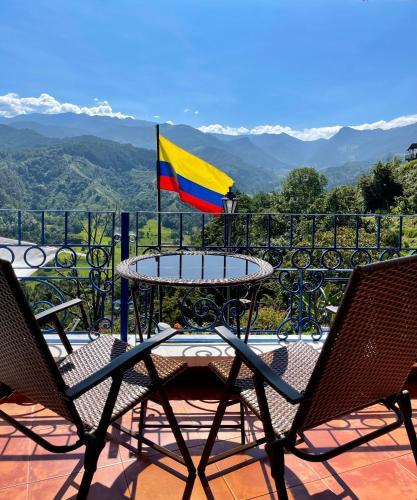 . Hotel El Mirador del Cocora