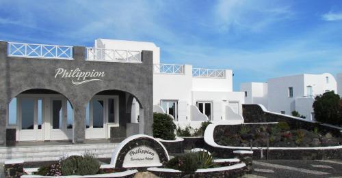 Philippion Boutique Hotel – Santorini 1