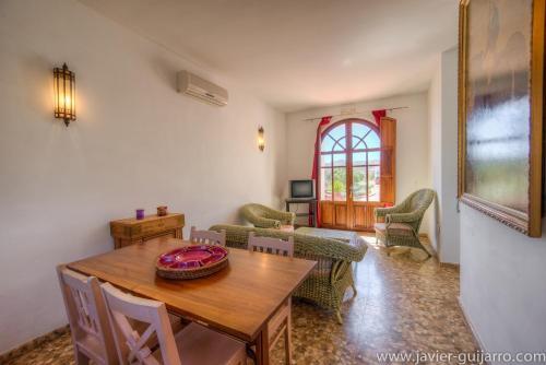 Apartamento de 2 dormitorios (4 adultos) Hotel Villa Maltés 6