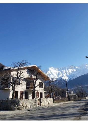 . Mountain Star in Mestia