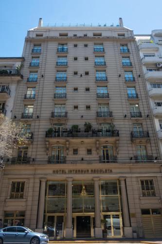 . Hotel Intersur Recoleta