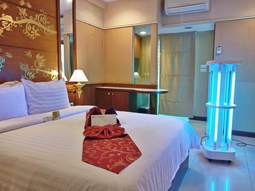 Mariya Boutique Hotel At Suvarnabhumi Airport