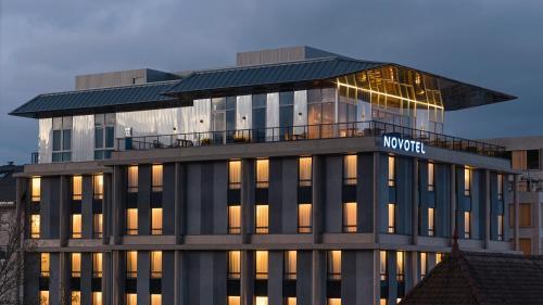 Novotel Annemasse Centre - Porte de Genève - Hôtel - Annemasse