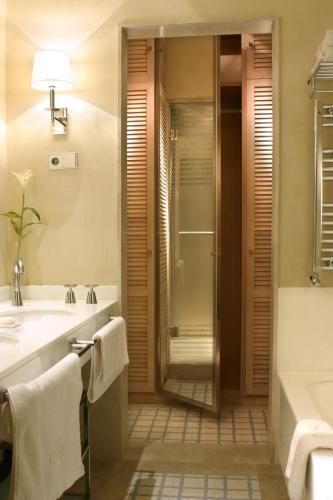 Deluxe Double Room with Terrace Villa Oniria 5