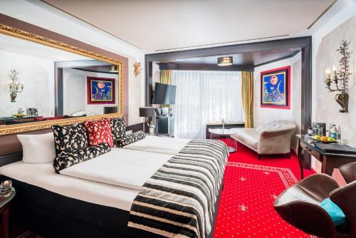 Golf & Alpin Wellness Resort Hotel Ludwig Royal - Oberstaufen