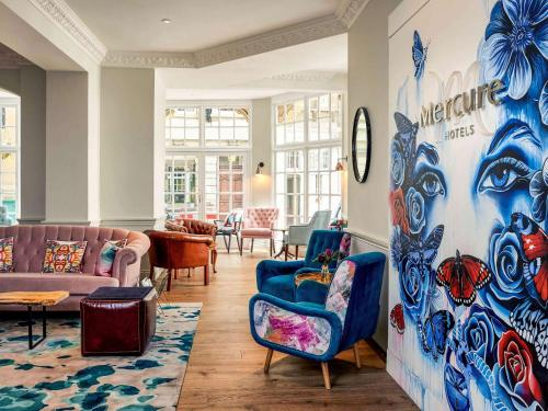 . Mercure Bristol Grand Hotel