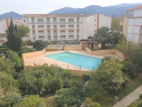 Appartement avec piscine et mer à 8 minutes - Location saisonnière - Argelès-sur-Mer