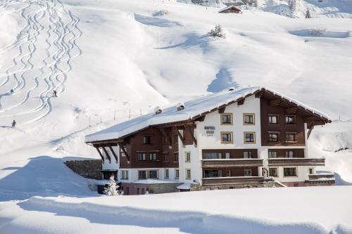 Hotel Ulli - Zürs