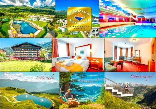 . Hotel Germania Gastein inklusive Bergbahnen Sommer2021 und Eintritt in die Alpentherme