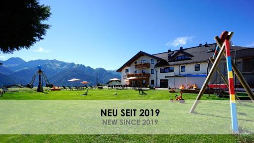 Apart-Hotel Dreisonnenhof - Accommodation - Fiss