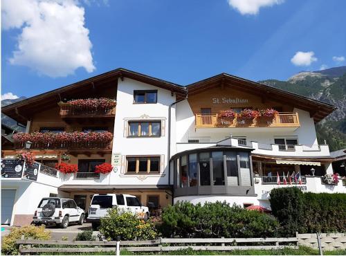 Appartement Pension St. Sebastian Pettneu