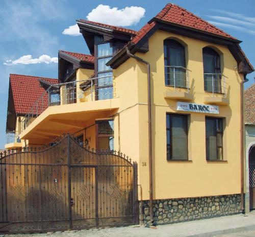 HotelPensiunea Baroc Sibiu