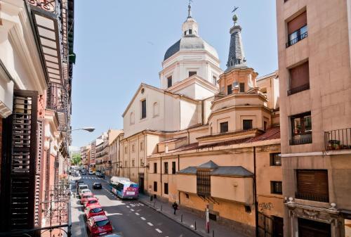 Hotel-overnachting met je hond in Plaza Mayor Apartment II - Madrid - Madrid Centrum