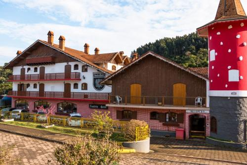 . Áustria Hotel de Monte Verde
