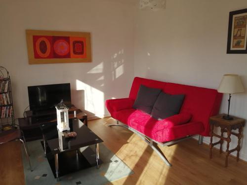 Studio proche caserne ECROUVES et centre TOUL - Location saisonnière - Écrouves