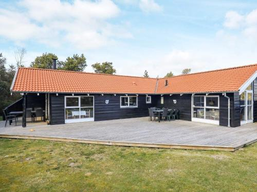 . Four-Bedroom Holiday home in Hals 5