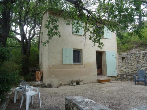 Un bastidon provencal - Location saisonnière - Le Puy-Sainte-Réparade