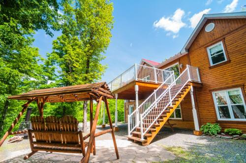 Superior Chalet /24 adults/