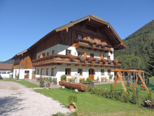 Hintererhof - Apartment - Hintersee