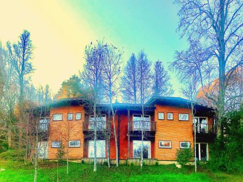. Elementos Eco Lodge