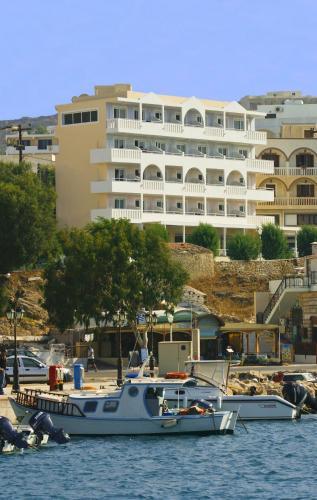Sunrise Hotel, Karpathos, Greece