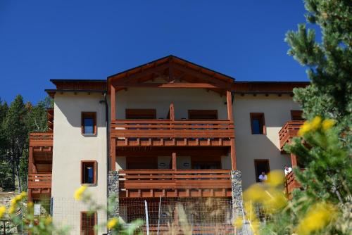 Vacancéole - Les Chalets de l'Isard - Accommodation - Les Angles