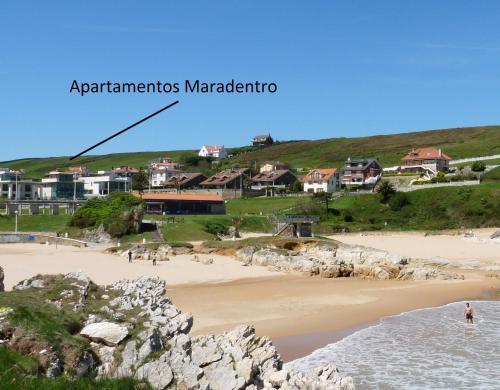 Apartamentos Maradentro Aðalmynd