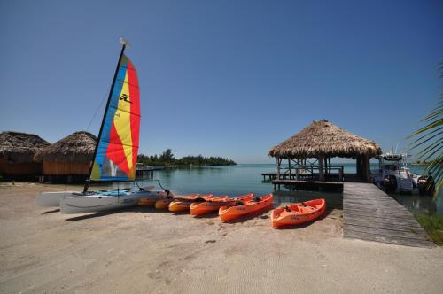 St. George's Caye, Belize.