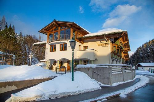 Aparthotel Hirschenau - Accommodation - Filzmoos