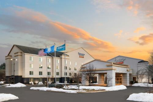 Fairfield Inn and Suites by Marriott Plainville - Hotel