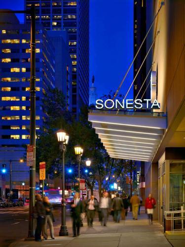 . Sonesta Philadelphia Downtown Rittenhouse Square