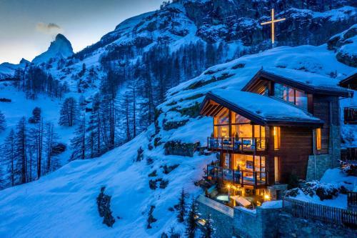 Chalet Zermatt Peak - Voted World's Best Chalet - Zermatt