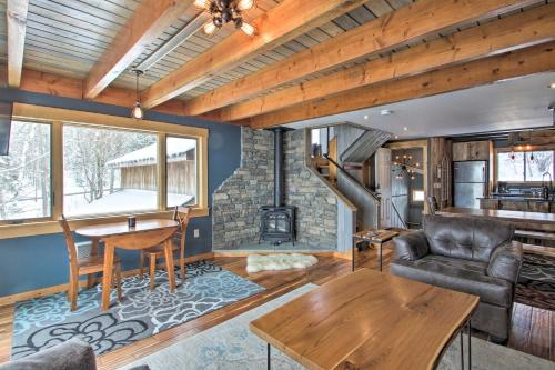 Ski-In and Out Burke Mtn Condo with Amenity Access! - Apartment - East Burke