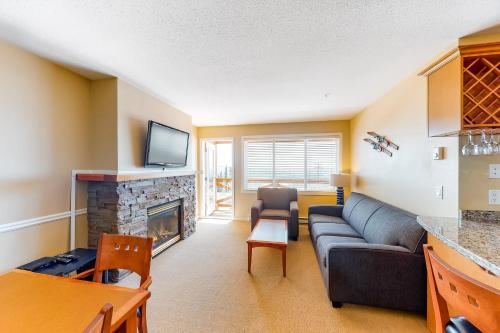 Accommodation in Big White