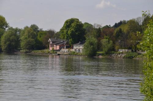 . Fischwirtshaus Landmotel Die Donaurast