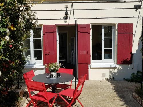 . Gîte Montoire-sur-le-Loir, 3 pièces, 5 personnes - FR-1-491-233