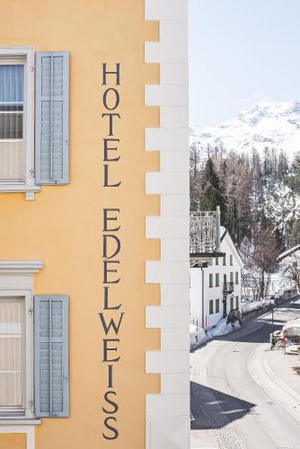Edelweiss Swiss Quality Hotel - Sils