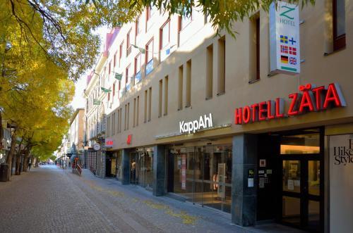 . Hotell Zäta