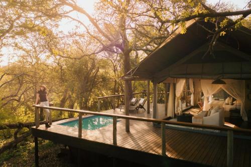 . Rhino Sands Safari Camp