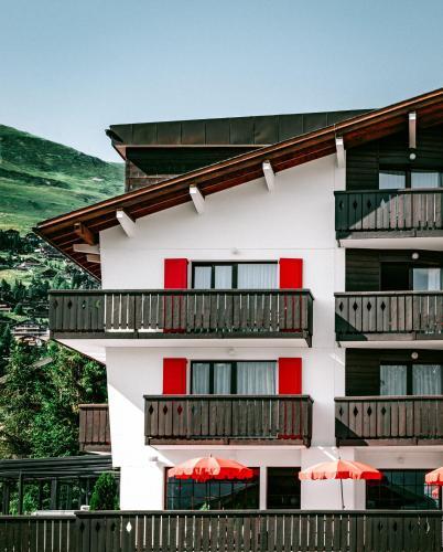 Verbier Hotels