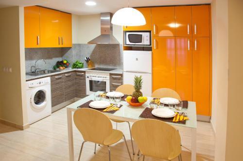 . Apartamentos Campuebla