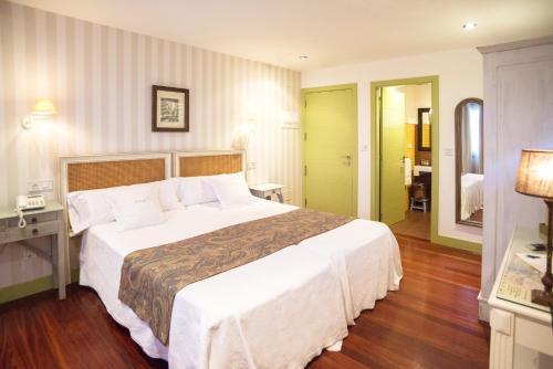 Habitación Doble Hotel Quinta de San Amaro 12