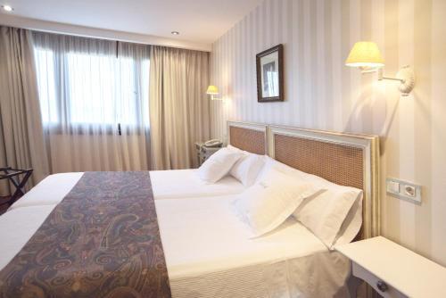 Habitación Doble - Uso individual Hotel Quinta de San Amaro 14